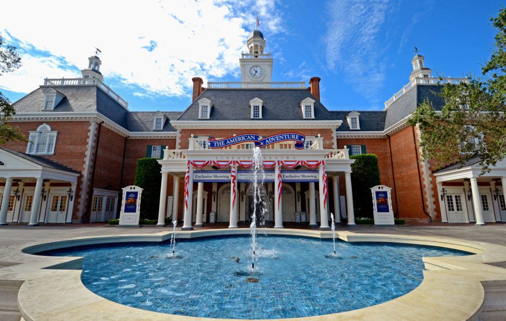 The American Adventure at Walt Disney World