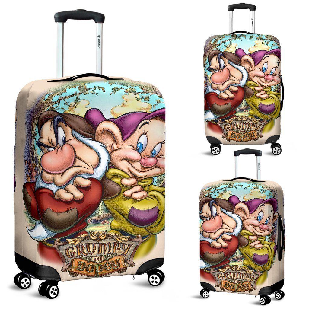 7 Dwarfs luggage