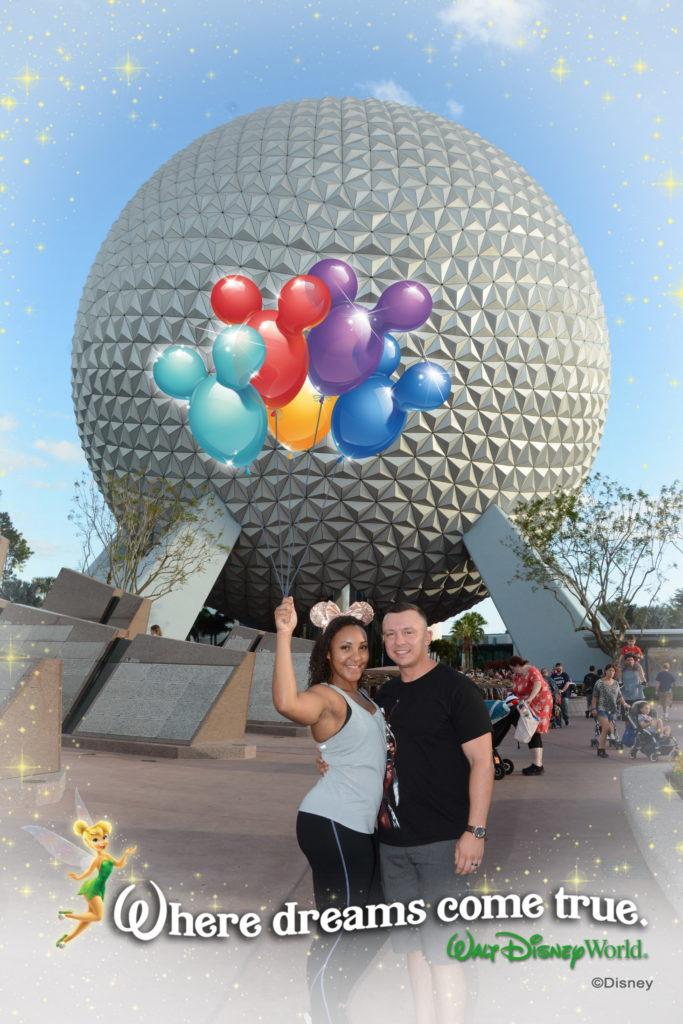 Disney's Memory Maker Magic Shots