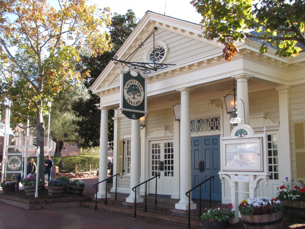 Disney's Liberty Tree Tavern Restaurant
