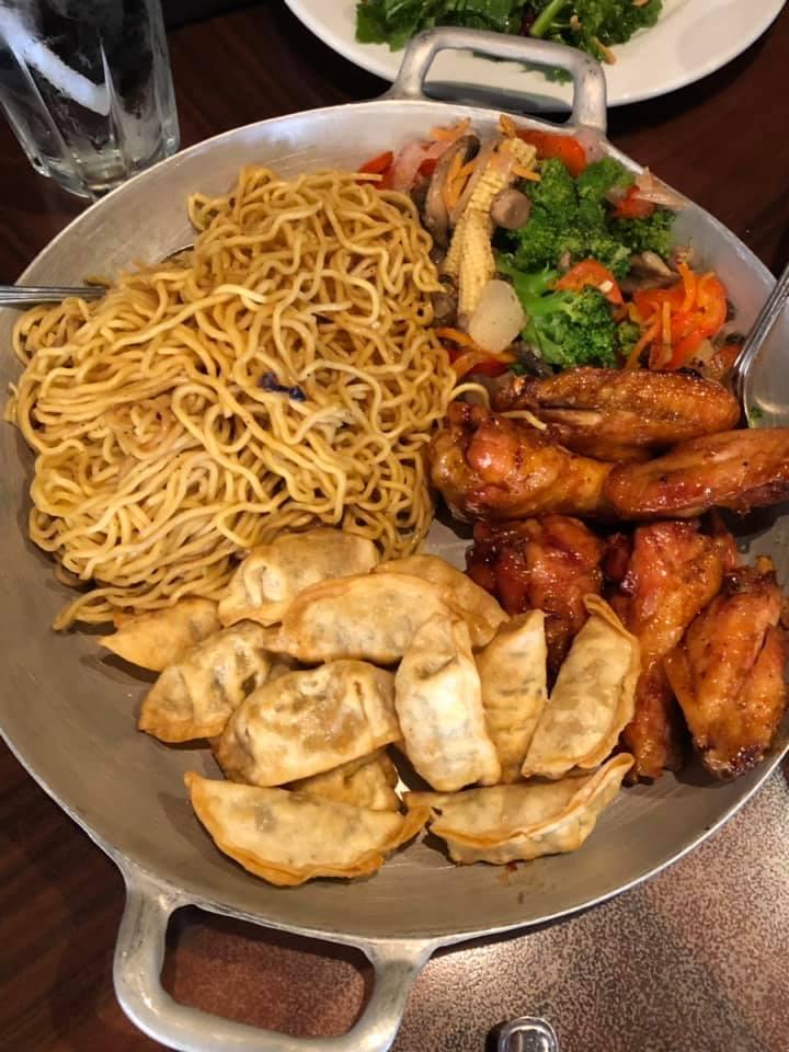 Food from 'Ohana
